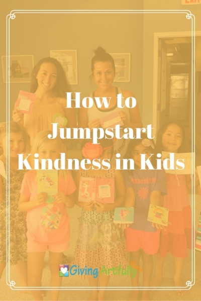 Jumpstart Kindness in Kids