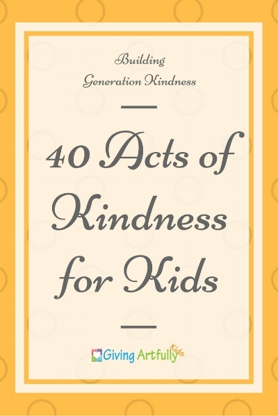 40 Acts of Kindness