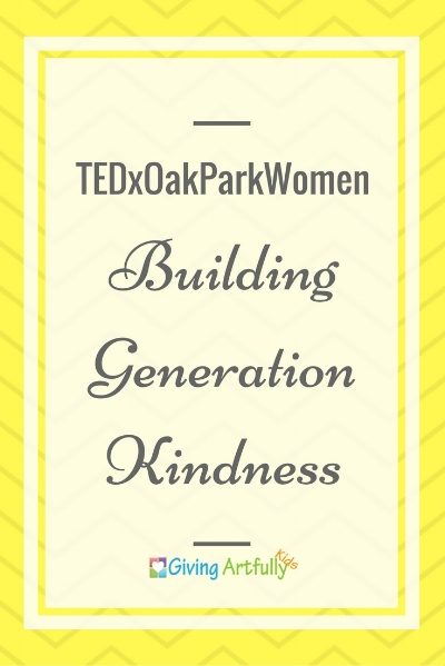 TEDx: Building Generation Kindness
