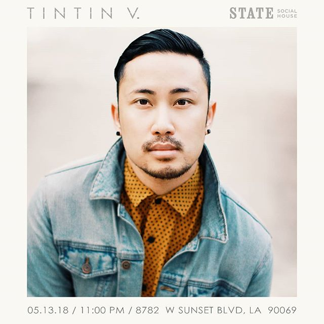 Hey there, LA! If any of you are free Sunday night, come on out to State Social House on Sunset (right above WeHo) & join me as I bang out some new tunes!  It's been a long time coming but a bitch is finally back! Hope to see you all out there! Happy Friday, angels. ❤