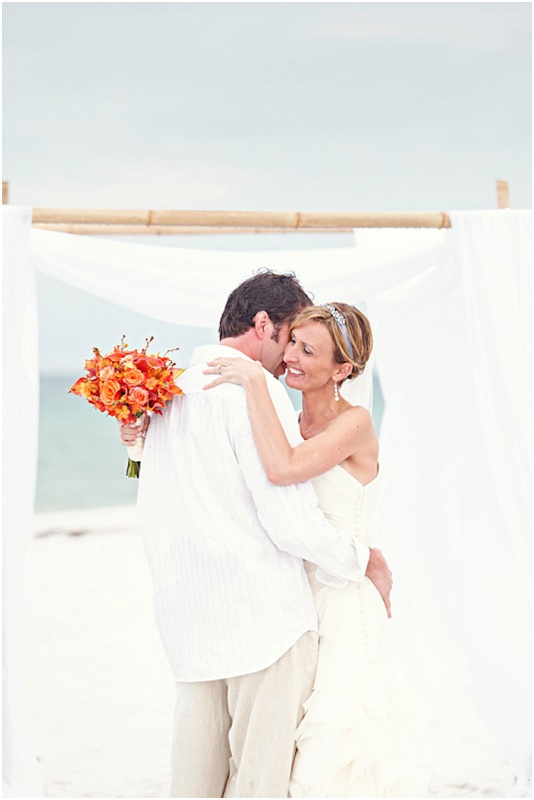 richard and mirela - henderson beach state park vow renewal - grace and serendipity