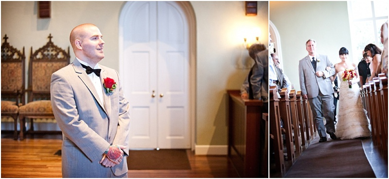 jessica and blake - museum of commerce and old christ church wedding - grace and serendipity