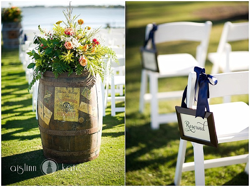 ashley and brett - custom wedding invitation design - pensacola country club wedding - grace and serendipity