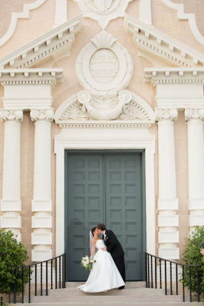 sarah and dan - christ church parish and palafox house wedding - grace and serendipity