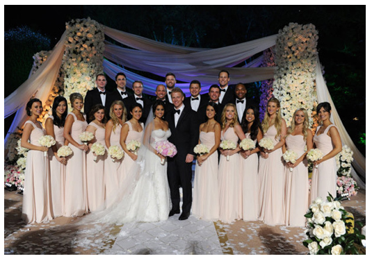the bachelor - sean and catherine wedding