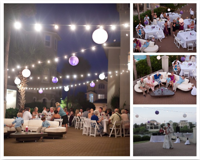 katies-wedding-reception-paper-lanterns-bistro-lighting-square-tables-lounge-area