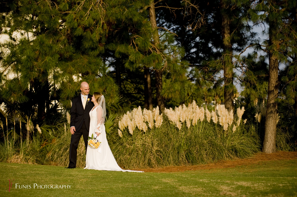 mer and eric - sandestin beach wedding