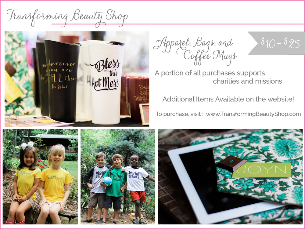 grace and serendipity - transforming beauty shop - shop small