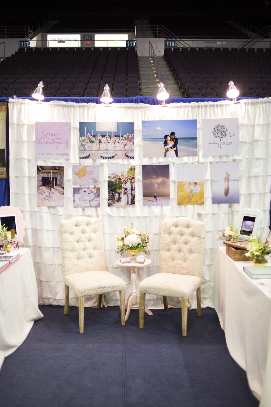 Bridal Expo - 2015 - Pensacola - Grace and Serendipity, Pensacola Wedding Planner