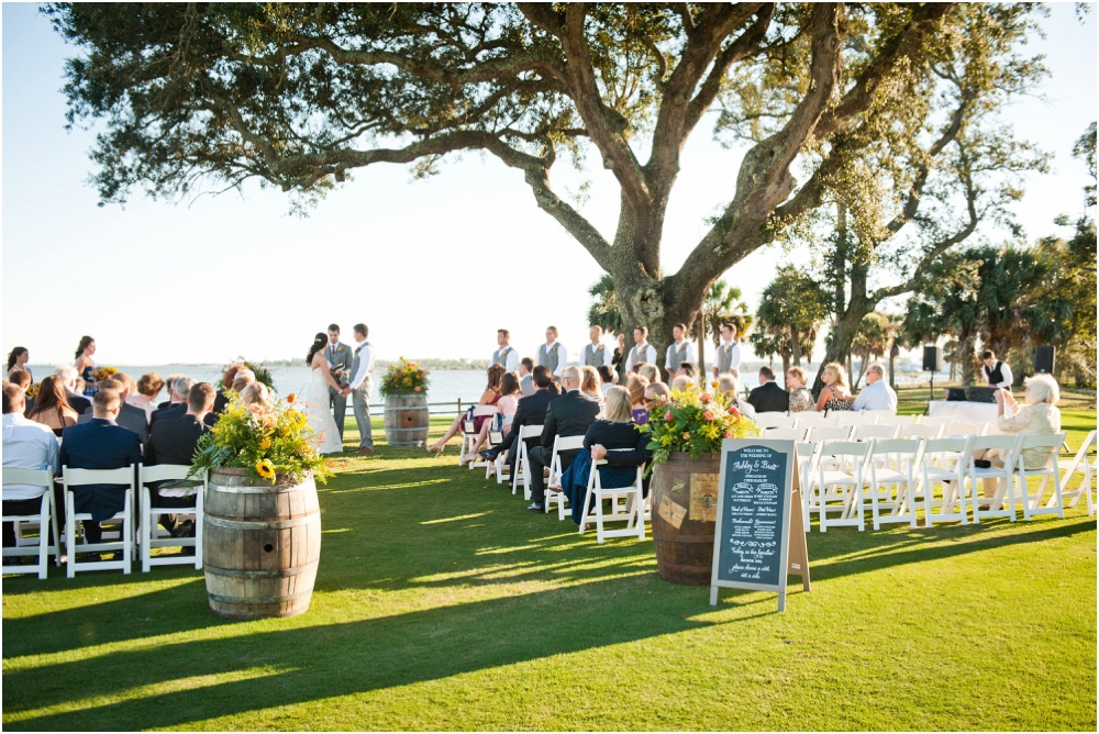 pensacola country club wedding - grace and serendipity - aislinn kate photography