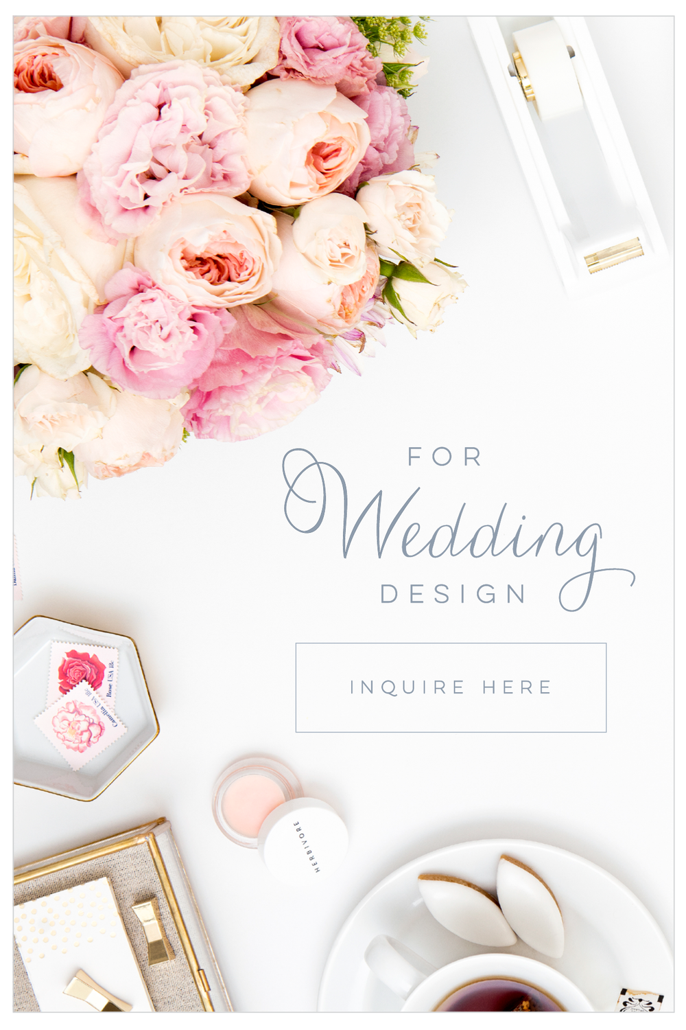 Wedding Invitation Design by Grace and Serendipity