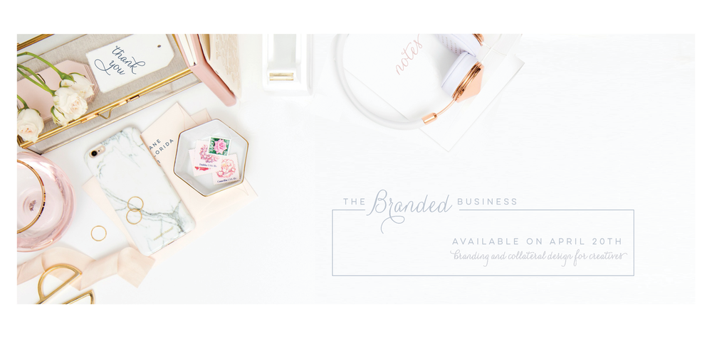 The Branded Business - Business Branding for creative business owners by Grace and Serendipity
