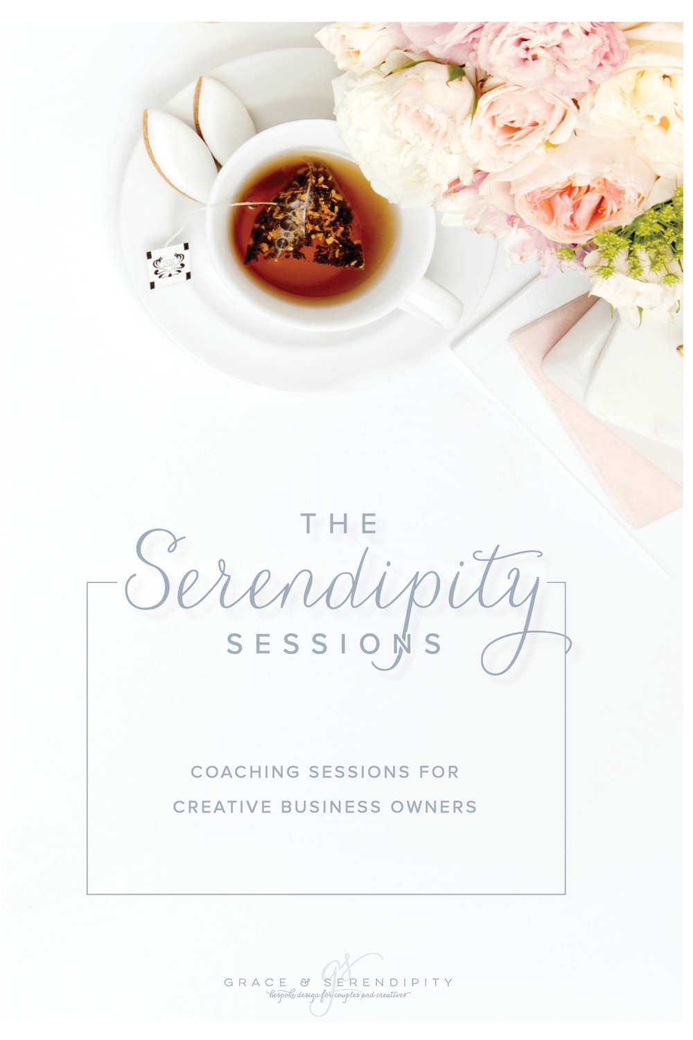 The Serendipity Sessions - Business Coaching for Creative Business Owners with Grace and Serendipity