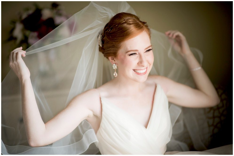 Beautiful Bride - Lee House Pensacola - Aislinn Kate Photography
