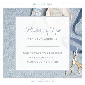 Five things to remember when budgeting for wedding invitations five things to remember when budgeting for wedding invitations junglespirit Choice Image