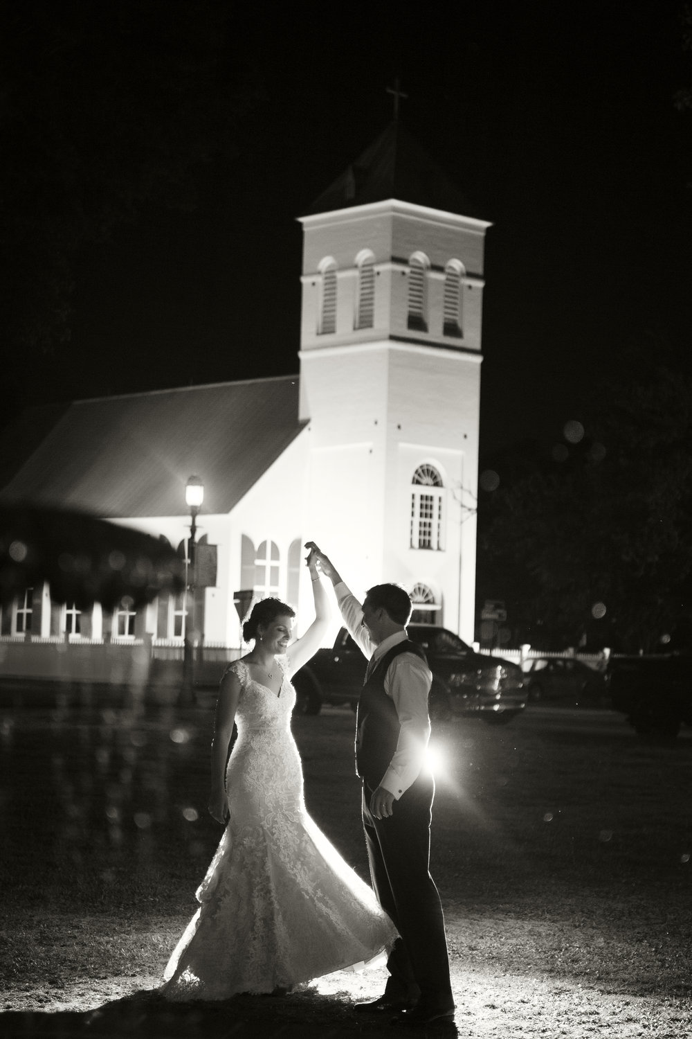Old Christ Church Wedding in Pensacola, Florida - photography by Aislinn Kate