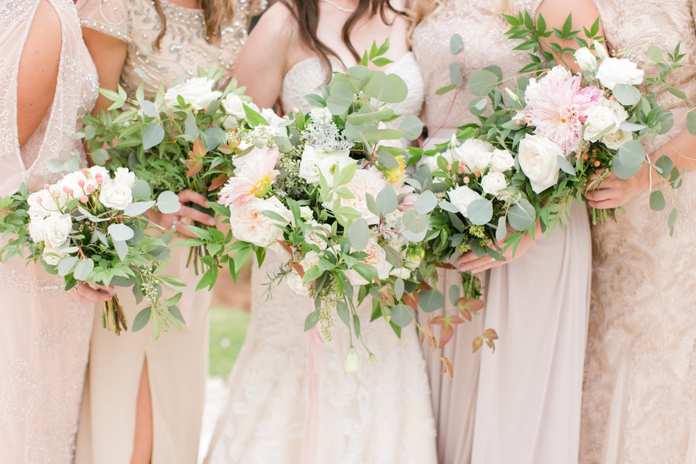 Bella Sara Gardens Wedding captured by Megan Kelsey Photography