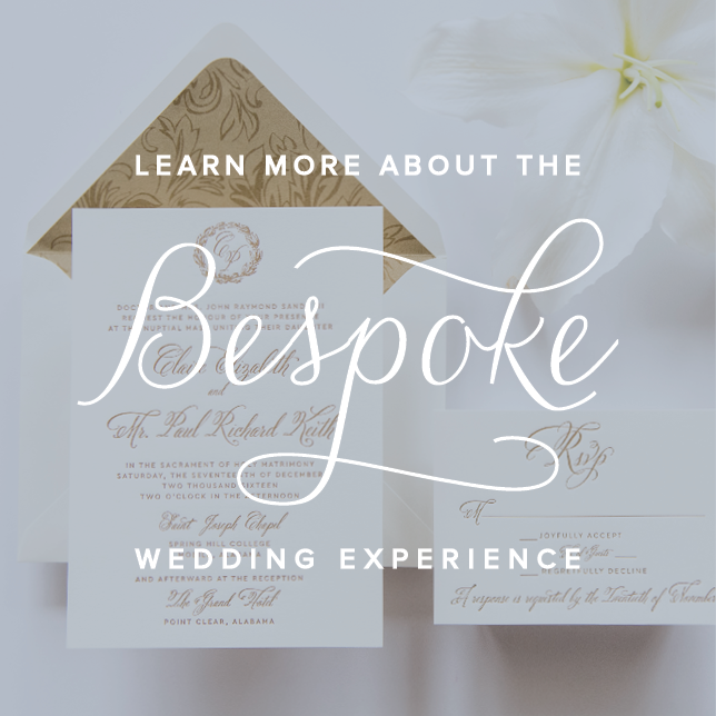 Learn more about Bespoke Wedding Design with Grace and Serendipity