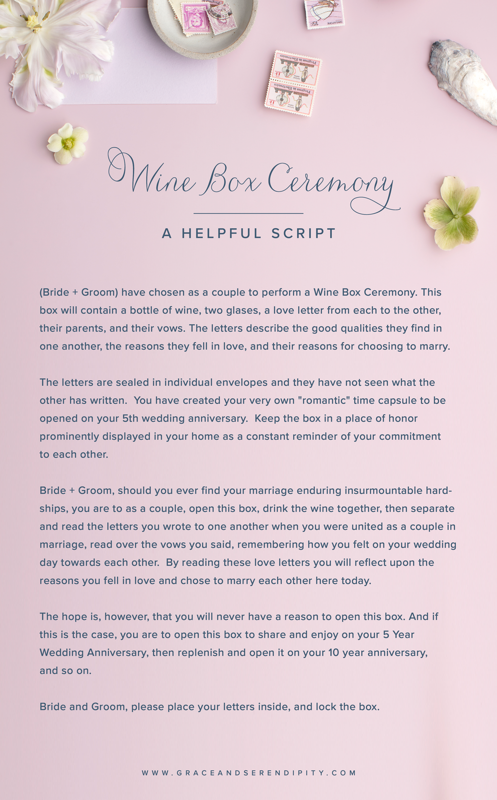 wine-box-ceremony-script
