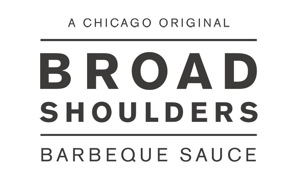 Broad Shoulders BBQ Sauce
