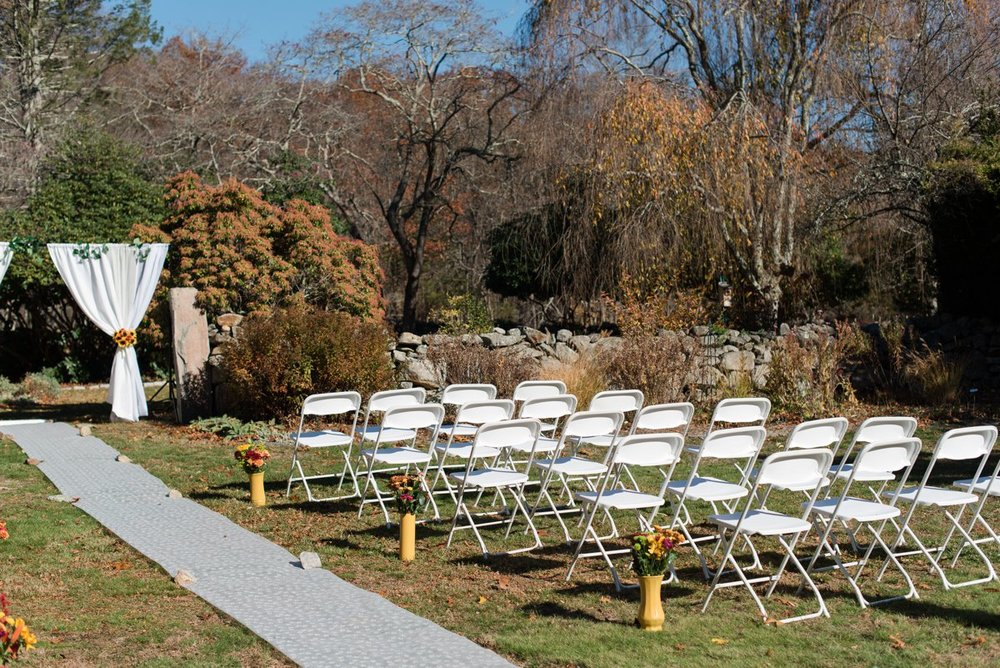 Nathan Lester House Museum Wedding
