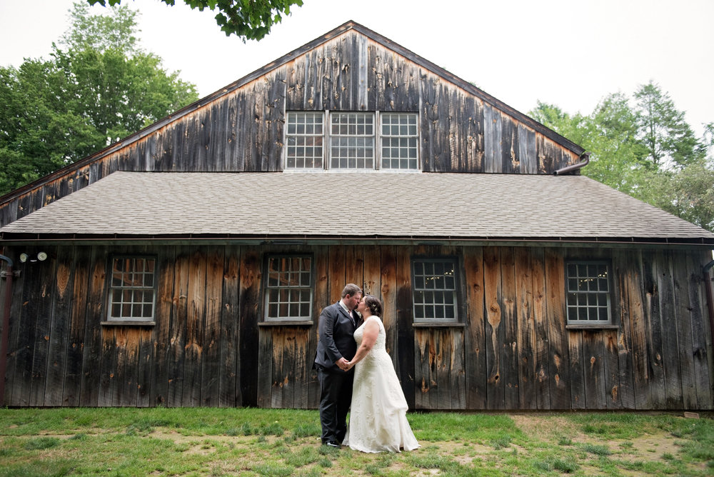 Webb Barn Wedding Photo