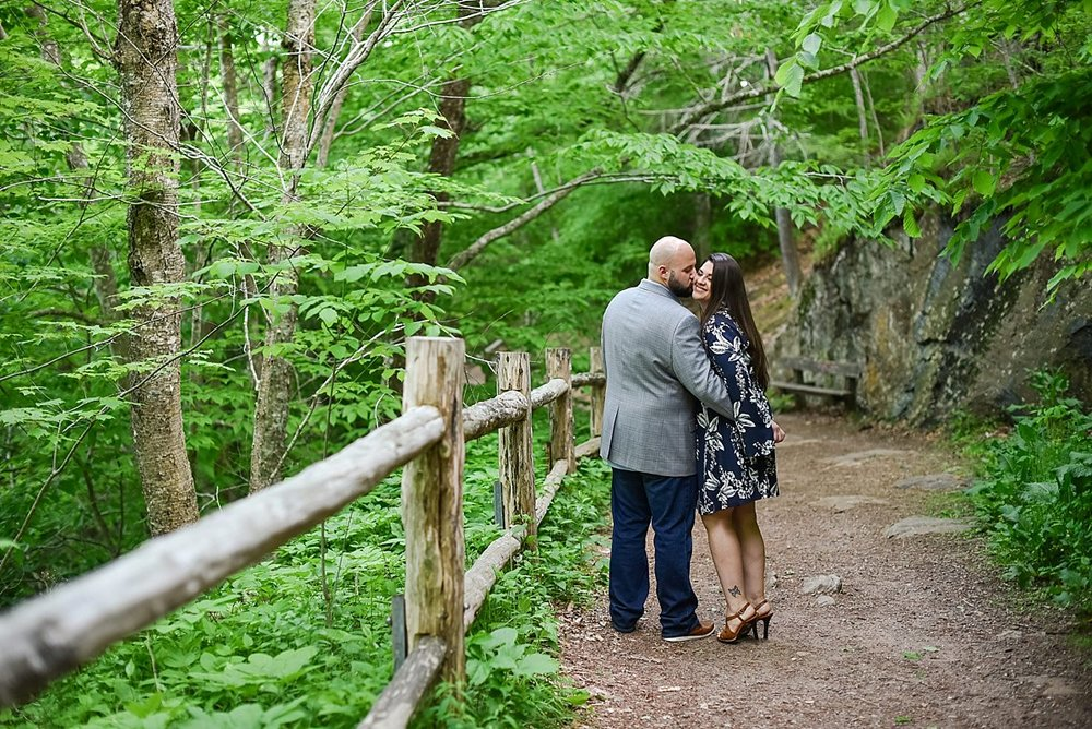 Denison Pequotsepos Nature Center Engagement photos