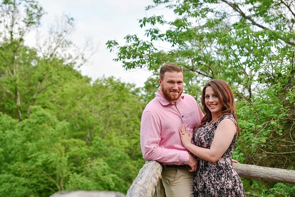 Devils Hopyard Engagement photos