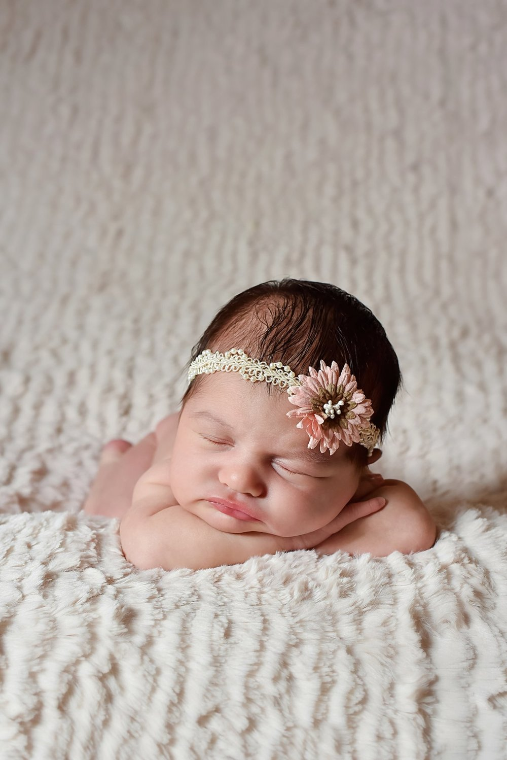 Connecticut Newborn Photo