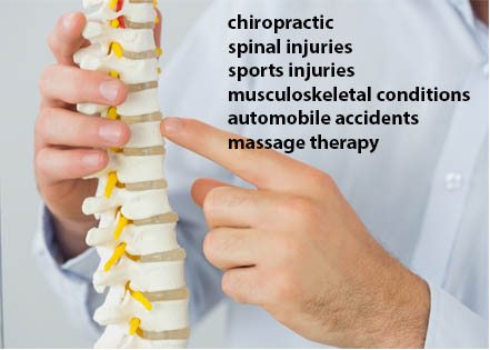 Chiropractic is a branch of the healing arts which is concerned with human health and disease processes. Doctors of Chiropractic are physicians who consider man as an integrated being and give special attention to the physiological and biochemical aspects including structural, spinal, musculoskeletal, neurological, vascular, nutritional, emotional and environmental relationships.