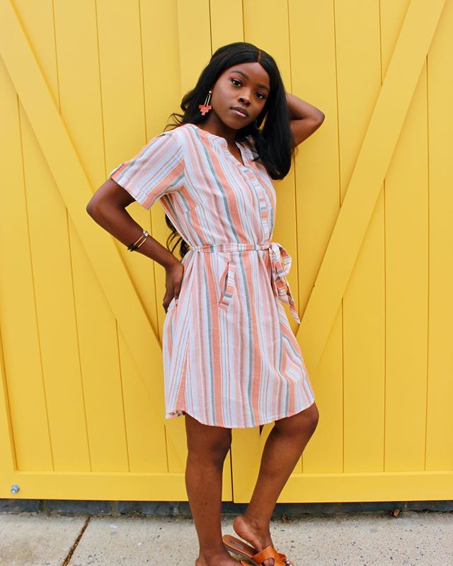 strike a pose in new woven items - in store and online now 🌟 #shopwovendevotion #summerfashion #boutiqueshopping