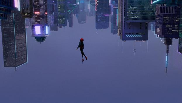 Miles Morales takes flight into the Spider-Verse