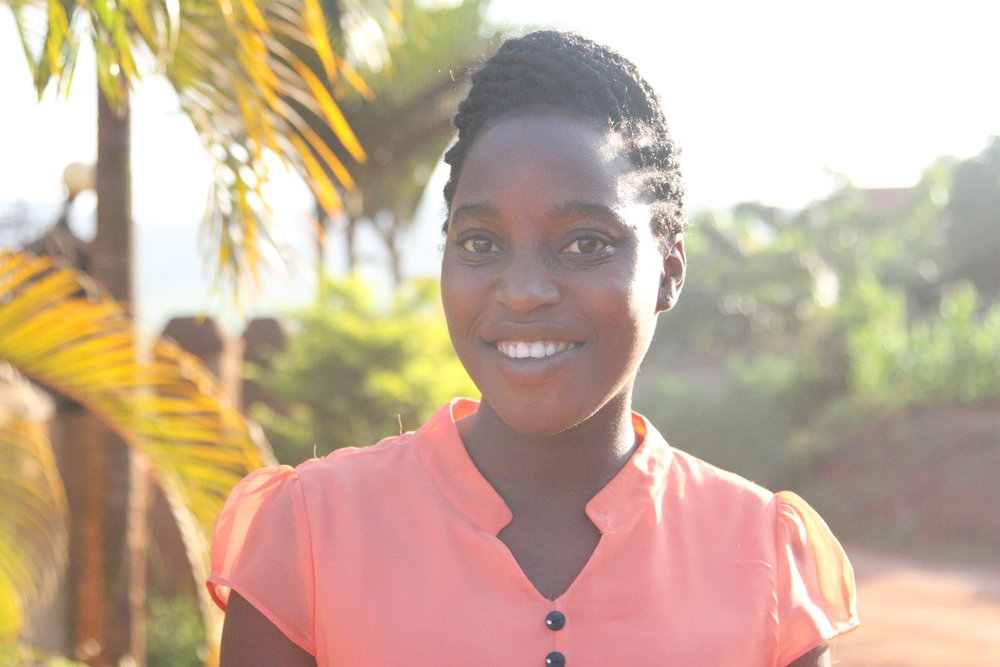 Caroline Tugume - Office Manager