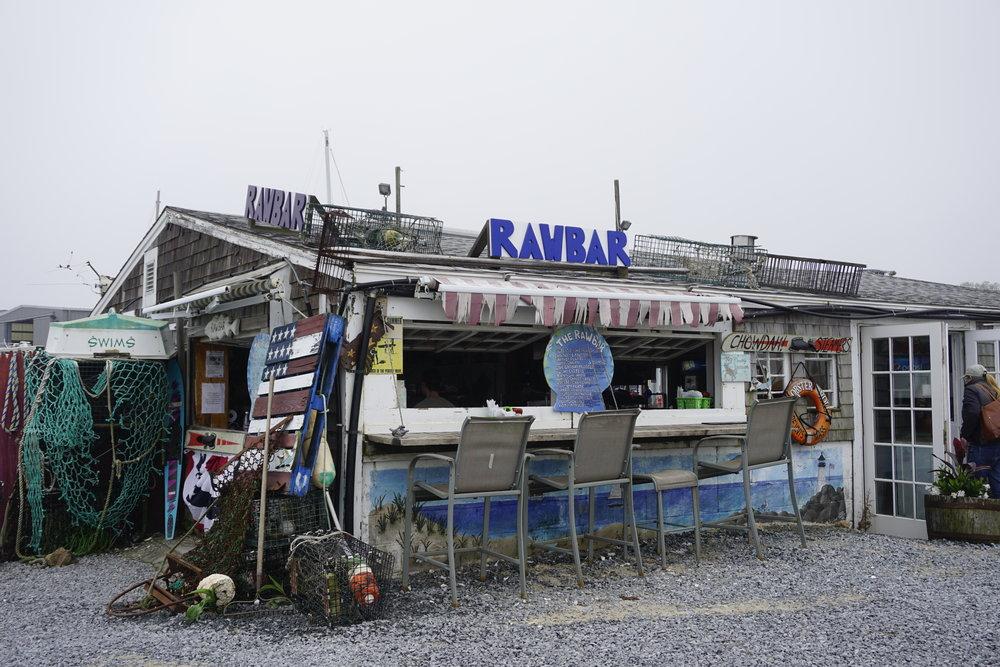 Sesuit Harbor Cafe