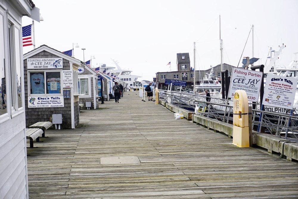 MacMilian Pier, Provincetown, MA