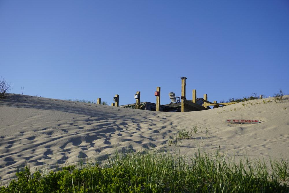 Sand Dunes (Dunes Shack)
