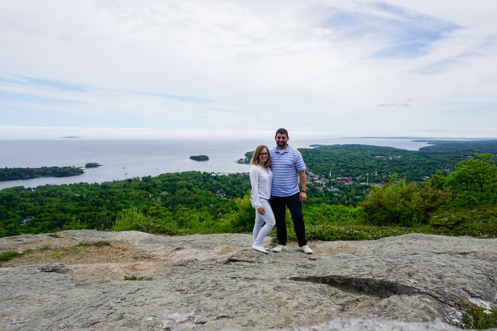 Mount Battie, Camden, ME