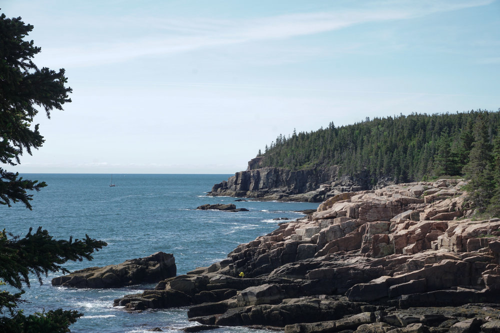 Monument Cove, Acadia National Park