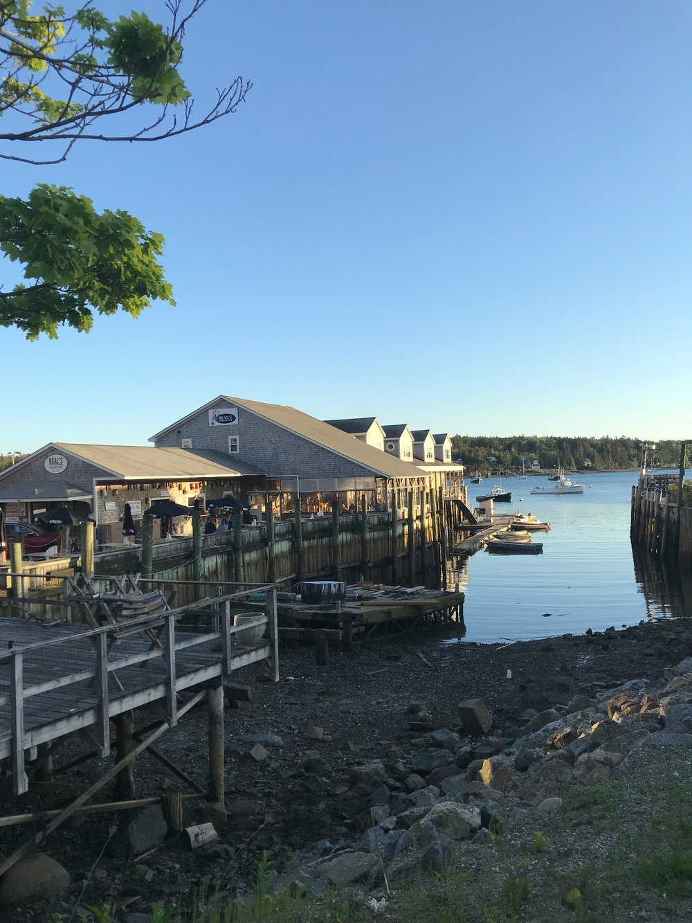 Beals Lobster House