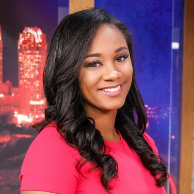"""Being a sports reporter/anchor is fun, but you always have to make sure you leave time for yourself and really enjoy the moment."" >Ashley Holder<"