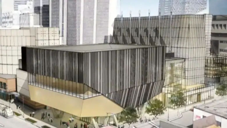 Photo Credit: (Francis Winspear Centre for Music Expansion, Courtesy of CBC.ca)