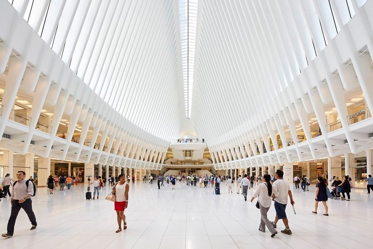 Photography by  HUFTON + CROW    Courtesy of Santiago Calatrava