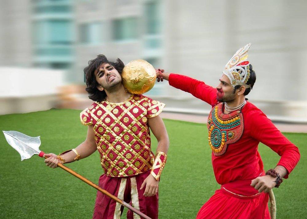 Hanuman strike.jpg