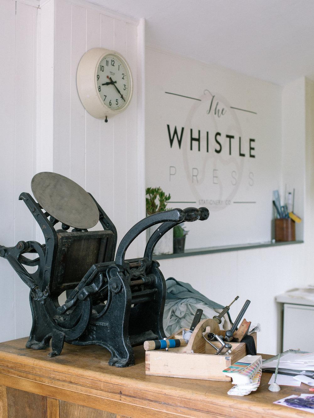 The Whistle Press