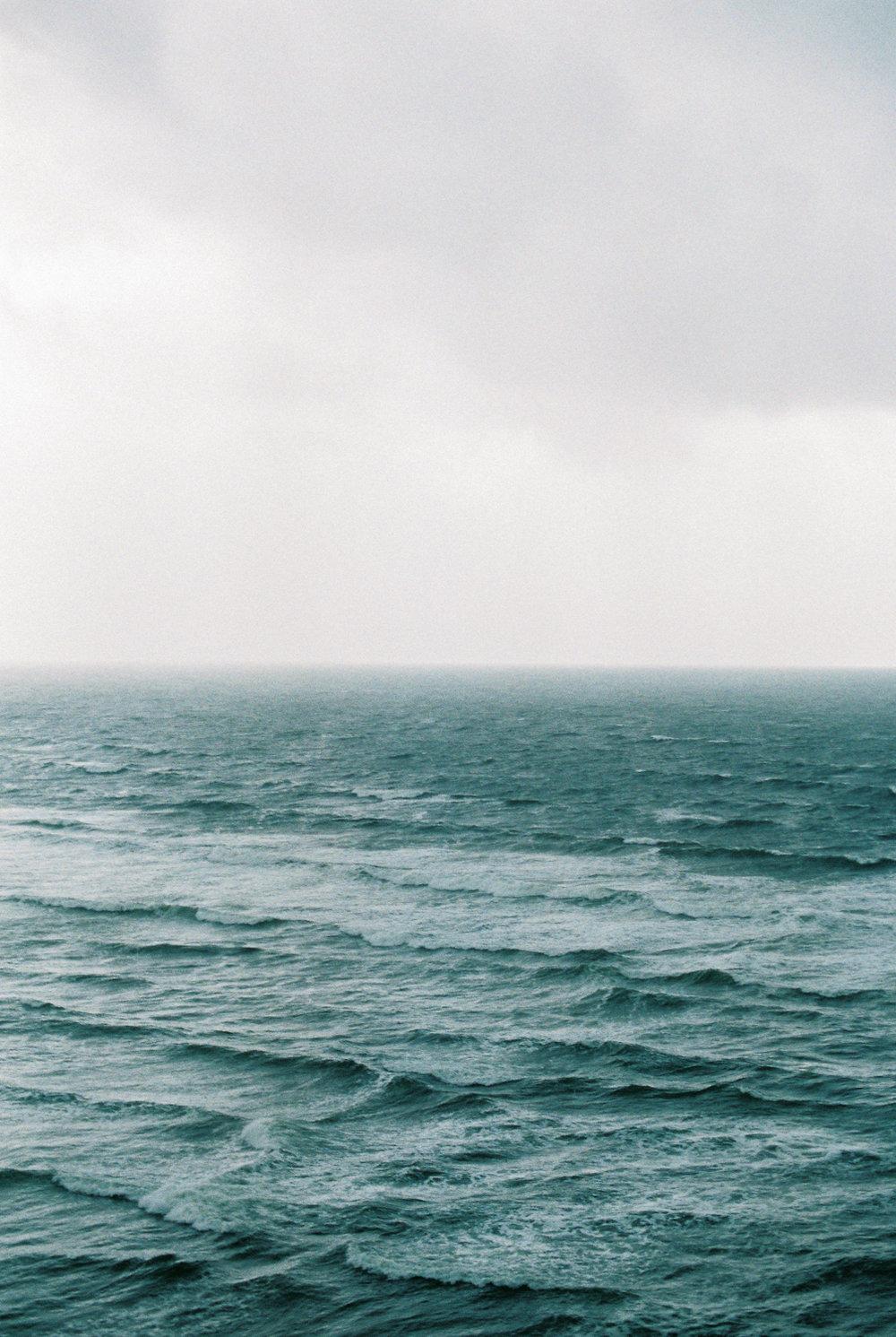 ocean waves - Cliffs of Moher, Ireland