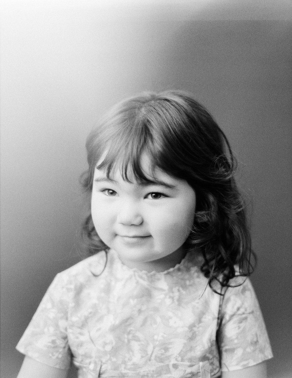 young girl headshot - *insert location/project/client