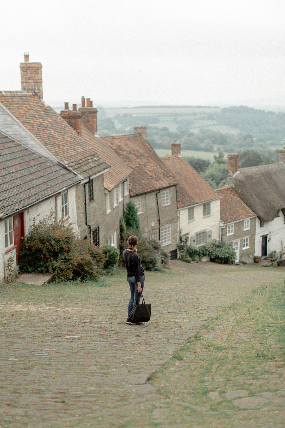 Gold Hill, Shaftesbury, UK (replace image with web res)