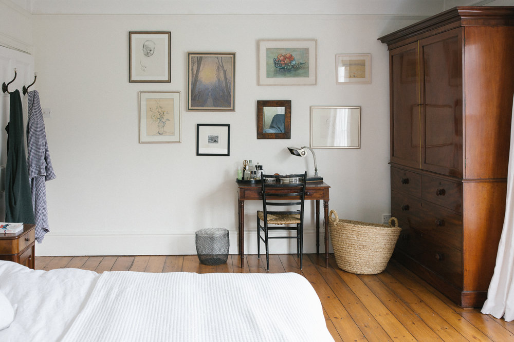 cosy bedroom - Larkhall Place, Bath