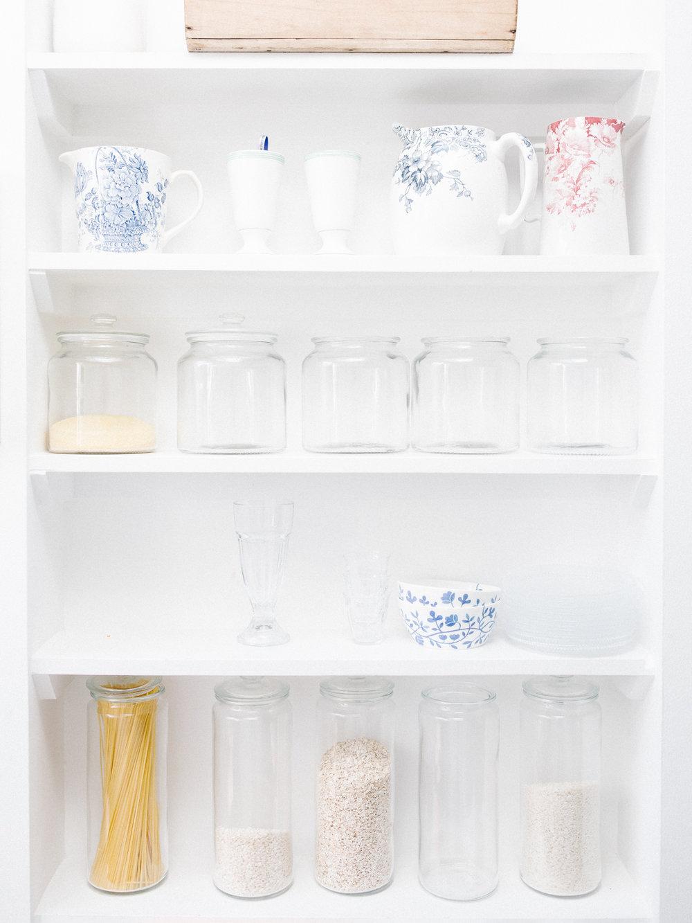 kitchen objects - Larkhall Place, Bath