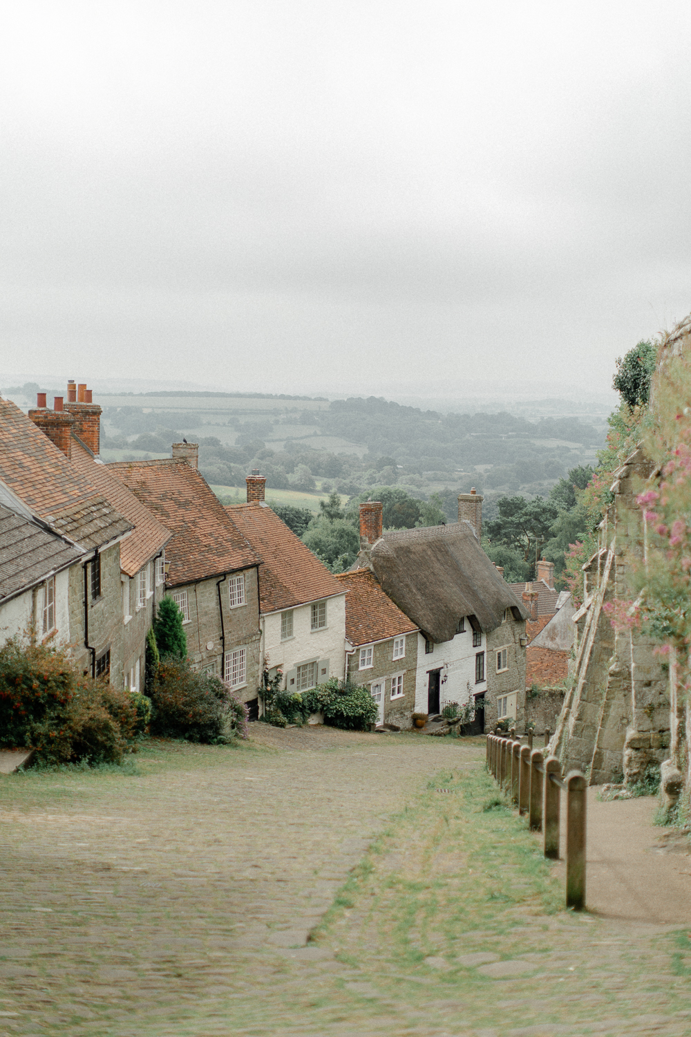 Gold Hill, Shaftesbury, UK